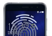 Asus Zenfone 3 ZE552KL parmak izi nasıl eklenir