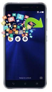 Asus Zenfone 3 ZE552KL veri yedekleme