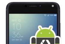 Asus Zenfone 4 Max ZC520KL geliştirici seçenekleri