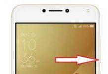 Asus Zenfone 4 Max ZC554KL ekran görüntüsü alma