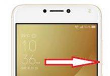 Asus Zenfone 4 Max ZC554KL güvenli mod