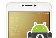Asus Zenfone 4 Max ZC554KL geliştirici seçenekleri