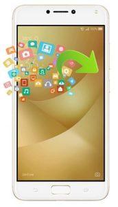 Asus Zenfone 4 Max ZC554KL veri yedekleme