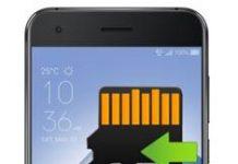 Asus Zenfone 4 Pro ZS551KL Uygulamaları Hafıza Karta Taşıma