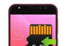 Asus Zenfone 4 Selfie Pro ZD552KL Uygulamaları SD Karta Taşıma