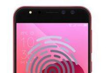 Asus Zenfone 4 Selfie Pro ZD552KL parmak izi ekleme