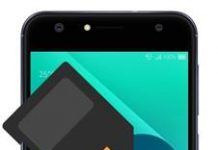 Asus Zenfone 4 Selfie ZD553KL SD kart biçimlendirme