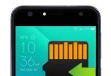 Asus Zenfone 4 Selfie ZD553KL Uygulamaları Hafıza Karta Taşıma