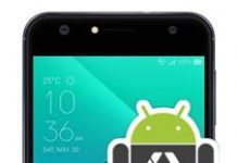 Asus Zenfone 4 Selfie ZD553KL geliştirici seçenekleri