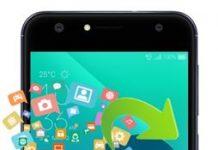 Asus Zenfone 4 Selfie ZD553KL veri yedekleme
