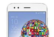 Asus Zenfone 4 ZE554KL dil değiştirme