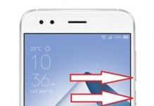 Asus Zenfone 4 ZE554KL kurtarma modu