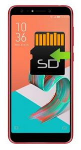 Asus Zenfone 5 Lite ZC600KL Uygulamaları Hafıza Karta Taşıma