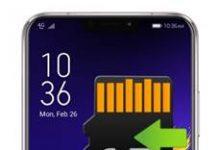 Asus Zenfone 5 ZE620KL Uygulamaları Hafıza Karta Taşıma