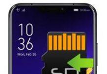 Asus Zenfone 5Z ZS620KL Uygulamaları Hafıza Karta Taşıma