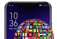 Asus Zenfone 5Z ZS620KL dil değiştirme