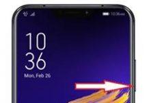 Asus Zenfone 5Z ZS620KL ekran görüntüsü alma