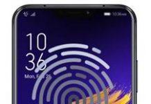 Asus Zenfone 5Z ZS620KL parmak izi ekleme