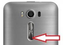 Asus Zenfone Go ZB552KL güvenli mod