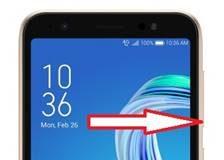 Asus Zenfone Live L1 ZA550KL güvenli mod