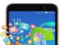 Asus Zenfone Live L1 ZA550KL veri yedeklemeq