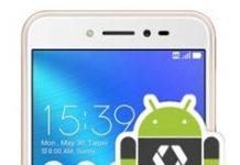 Asus Zenfone Live ZB501KL geliştirici seçenekleri