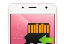 Asus Zenfone Live ZB553KL Uygulamaları Hafıza Karta Taşıma