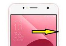 Asus Zenfone Live ZB553KL güvenli mod