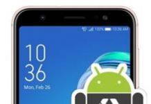 Asus Zenfone Max M1 ZB555KL geliştirici seçenekleri