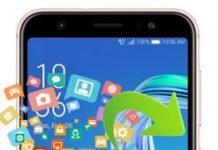 Asus Zenfone Max M1 ZB555KL veri yedekleme