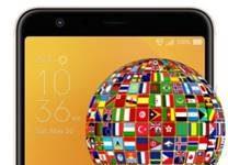 Asus Zenfone Max Plus M1 ZB570TL dil değiştirme
