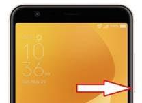Asus Zenfone Max Plus M1 ZB570TL ekran görüntüsü alma