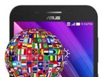 Asus Zenfone Max ZC550KL dil değiştirme