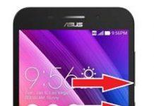 Asus Zenfone Max ZC550KL ekran görüntüsü alma