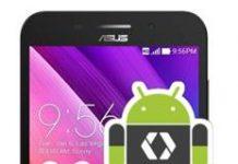 Asus Zenfone Max ZC550KL geliştirici seçenekleri