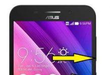 Asus Zenfone Max ZC550KL kurtarma modu
