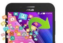 Asus Zenfone Max ZC550KL veri yedekleme
