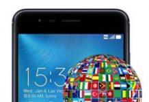 Asus Zenfone Zoom S ZE553KL dil değiştirme