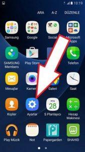 Samsung Güncelleme (yazılım)