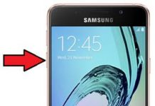 Samsung Galaxy A3 2016 güvenli mod