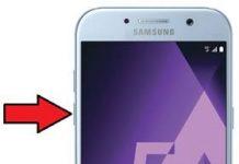 Samsung Galaxy A5 2017 güvenli mod