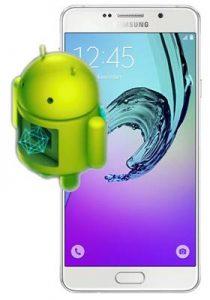 Samsung Galaxy A7 2016 güncelleme