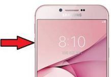 Samsung Galaxy A8 2016 güvenli mod