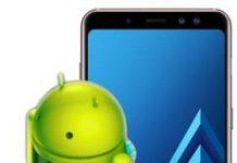 Samsung Galaxy A8 2018 güncelleme