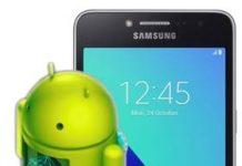 Samsung Galaxy Grand Prime Plus güncelleme