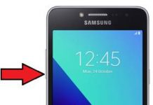 Samsung Galaxy Grand Prime Plus güvenli mod