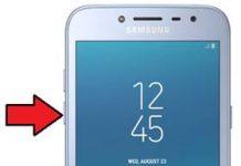 Samsung Galaxy J2 Pro 2018 güvenli mod