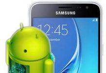 Samsung Galaxy J3 2016 güncelleme