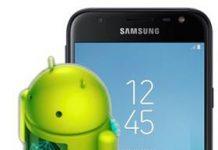 Samsung Galaxy J3 Pro 2017 güncelleme