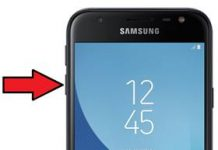 Samsung Galaxy J3 Pro 2017 güvenli mod